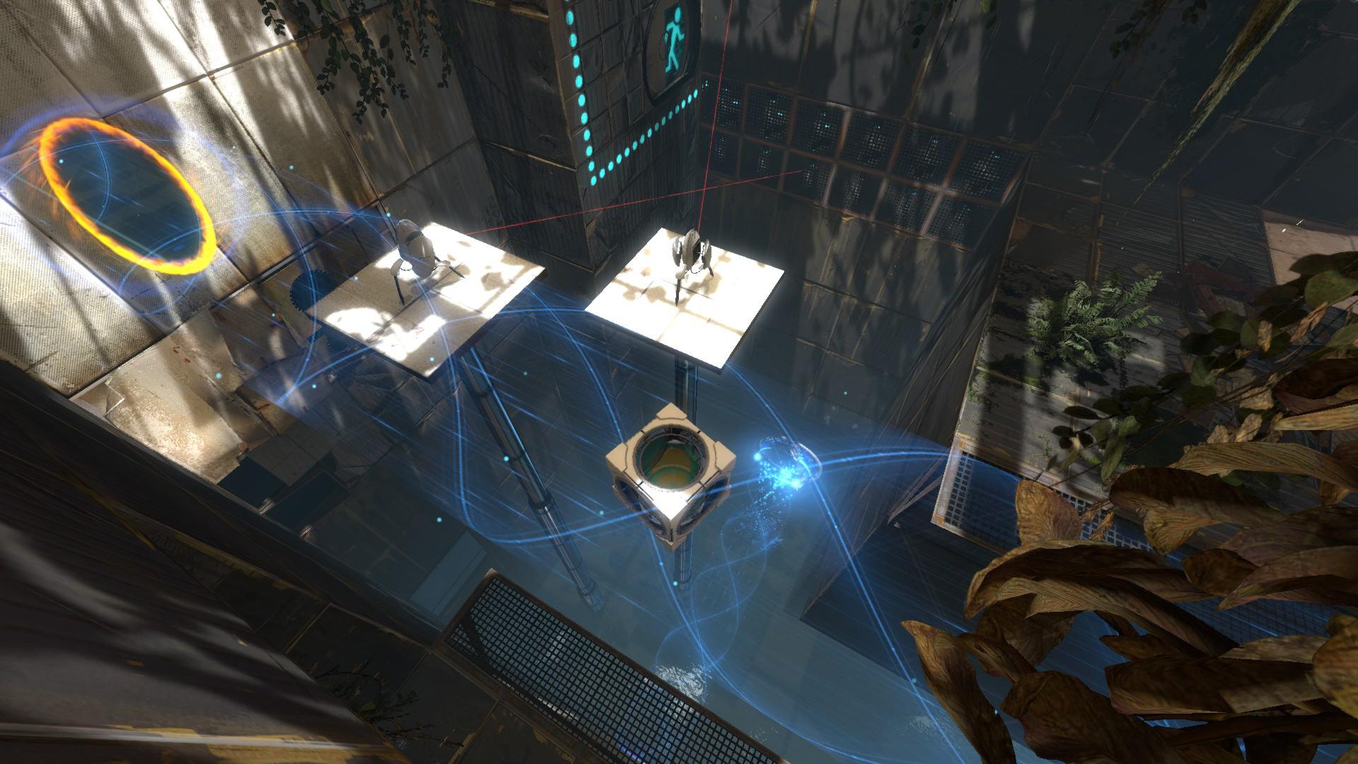 Ingame de Portal 2