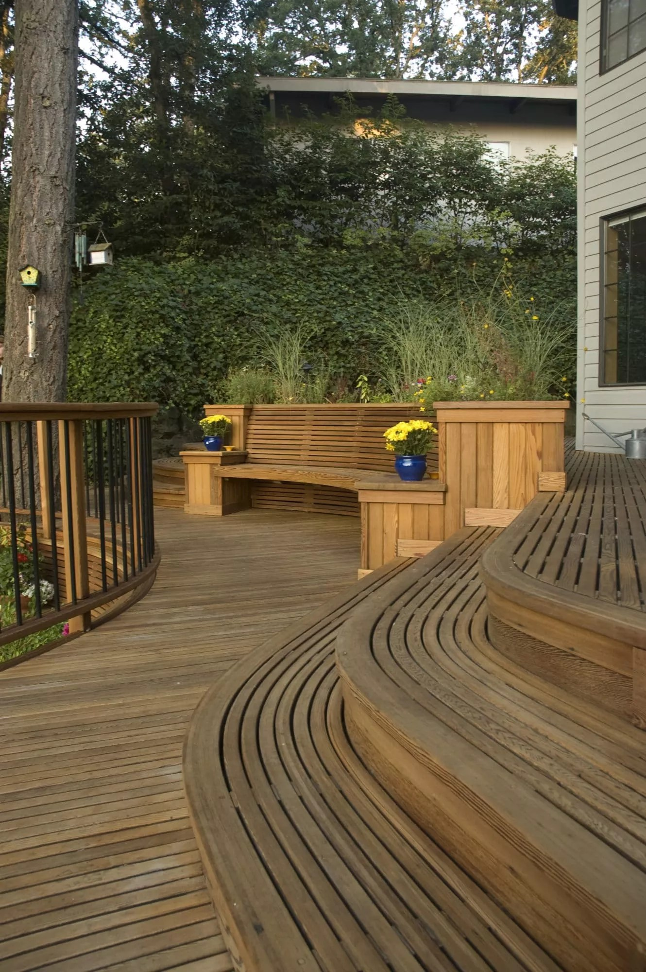 Building A Deck Why Wood Is A Better Environmental Choice