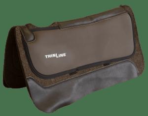 ThinLine Western Pro-Tech Felt Saddle Pad Large