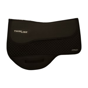 ThinLine Endurance Dropped Rigging Saddle pad Cotton