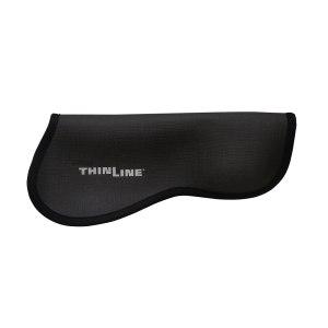 ThinLine Standard Trimmed Basic Half Pad Black