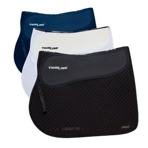 ThinLine Close Contact Jumping Saddle Pad Group