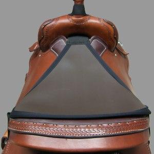 ThinLine Seat Saver Western Brown