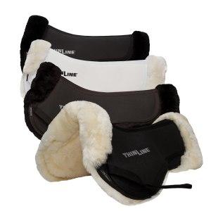 ThinLine Sheepskin Comfort Half Pad Group