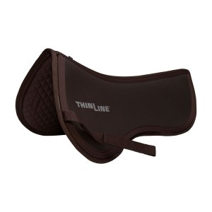 Brown ThinLine Trifecta Cotton Half Pad