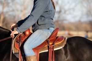 ThinLine Endurance Waxed Saddle Pad
