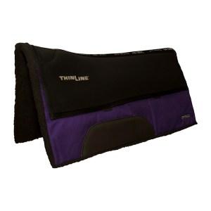 ThinLine Western Ranch Saddle Pad Purple