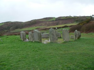 Drombeg Stone Circle - Co. Cork