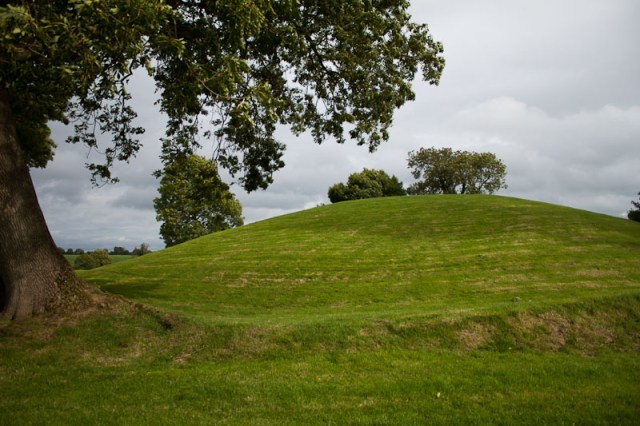 The Mound at Navan Fort