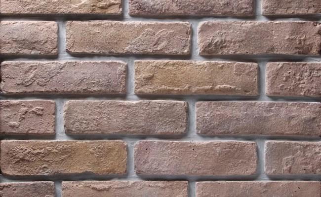 Decoration Wall Thin Veneer Brick Antique Texture Fire