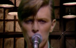David Bowie & Klaus Nomi appear on Saturday Night Live in 1979