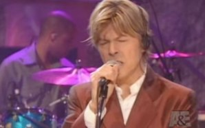 David Bowie - A&E Live by Request in 2002