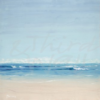 """Seascape"" by John Burrows"