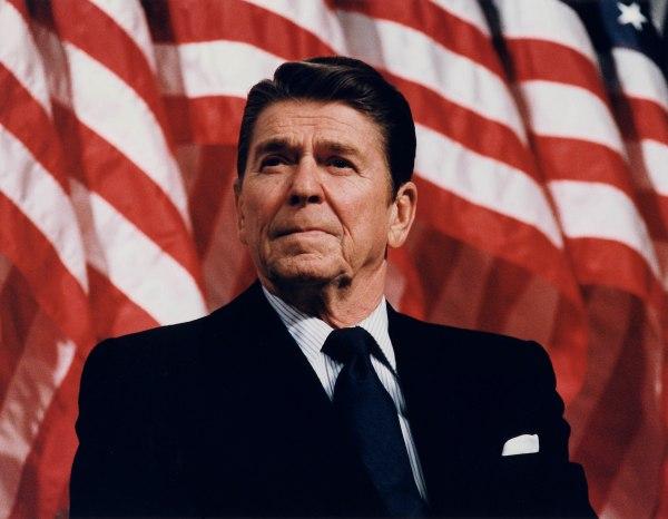 Reagan-Berlin serious