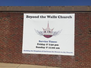 Beyond the Walls Church, Elyria Ohio - Third Base Politics Photo