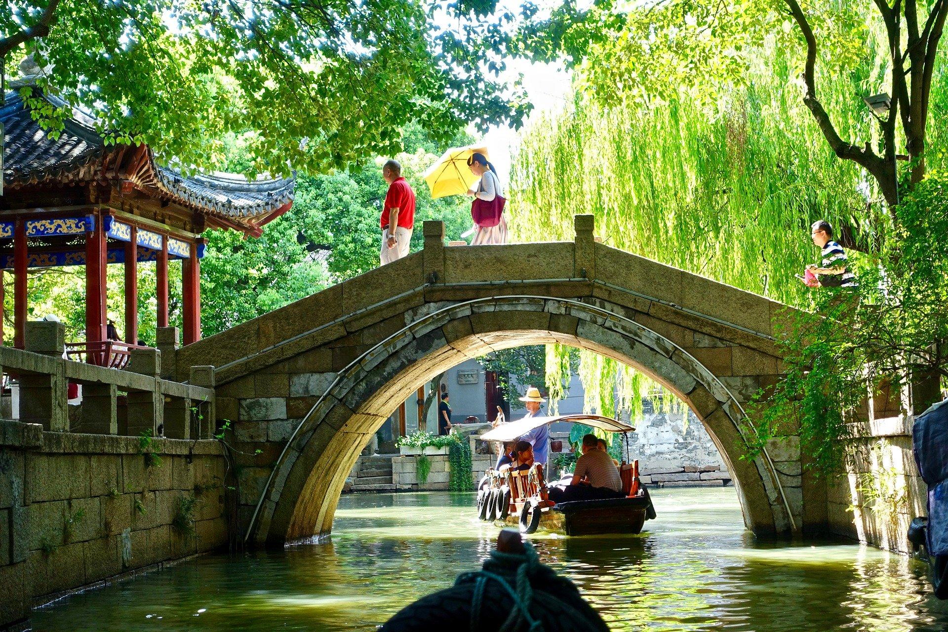 Suzhou, through the eyes of a Pixabay photographer