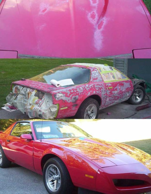 Painting Your Car At Home Beforeafter Jpg