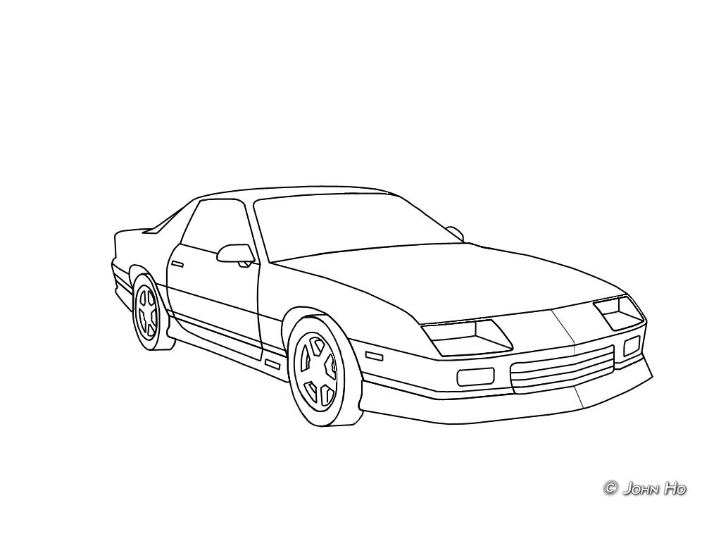 350 Chevy Engine Paint Scheme