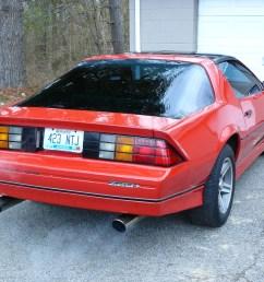 1985 camaro iroc l69 5 speed rare car florida brians  [ 1024 x 768 Pixel ]