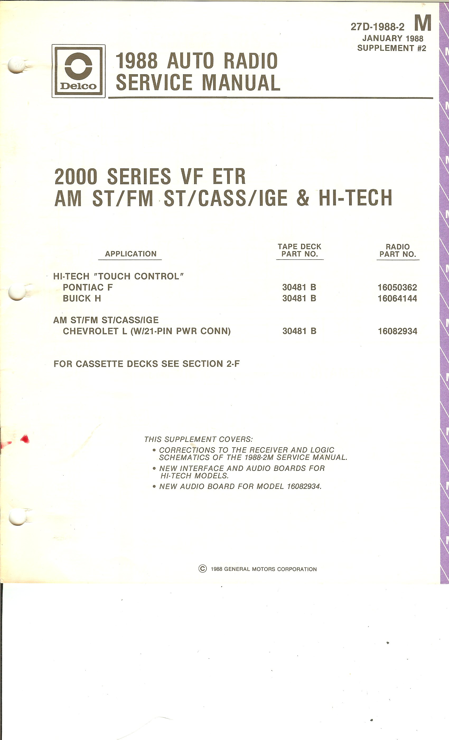 hight resolution of delco 2700 wiring diagram damaged delco repair third generation f body message boardsswitch jpg damaged delco repair manual
