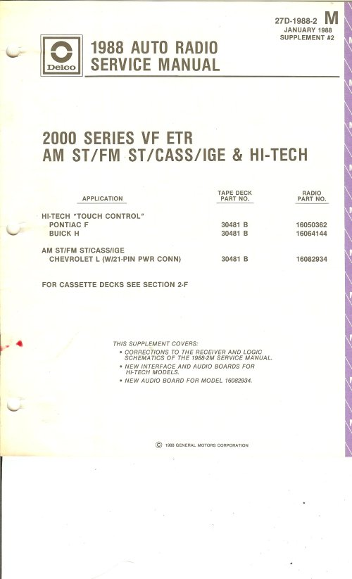 small resolution of delco 2700 wiring diagram damaged delco repair third generation f body message boardsswitch jpg damaged delco repair manual