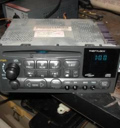 delco radio wiring diagram 15071233 2003 alero ignition delco radio chevy colors delco factory radios wiring [ 1600 x 1200 Pixel ]