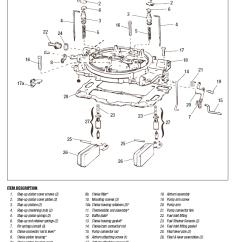 Edelbrock Quicksilver Carburetor Diagram Parts Of A Tree Wiring Schematic 1406