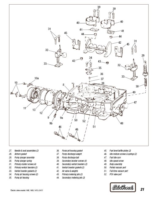 small resolution of  carburetor exploded diagrams edelbrock exploded 2 png