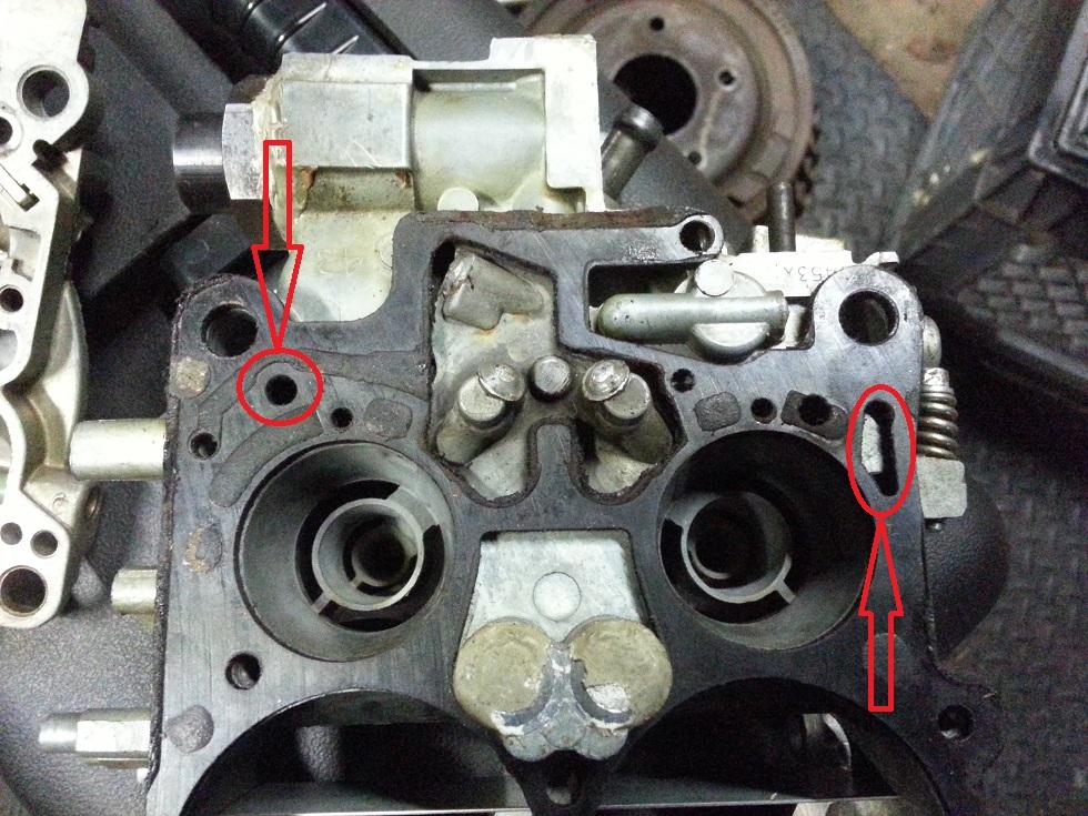 2004 Chevy Cavalier Engine Diagram Quadrajet Vacuum Leak Poor Idle Third Generation F