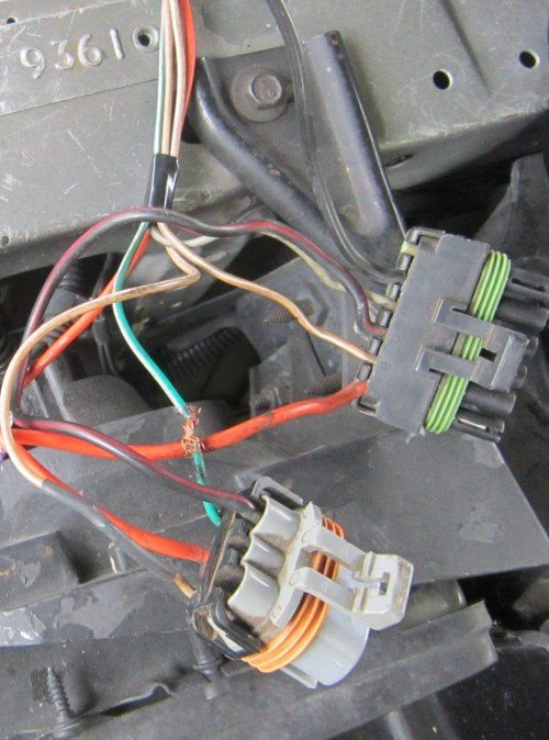 small resolution of 1987 factory dual fan wiring setup photo request only third firebird 1987 tpi cooling fan relay on camaro firebird tpi wiring