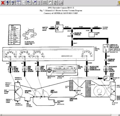 small resolution of hvac vent vacuum line issues heater vacuum diagram jpg