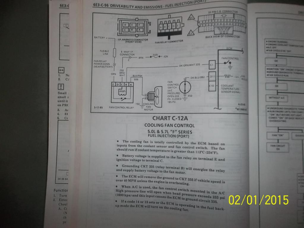 Cooling Fan Wiring Diagram Third Generation Fbody Message Boards