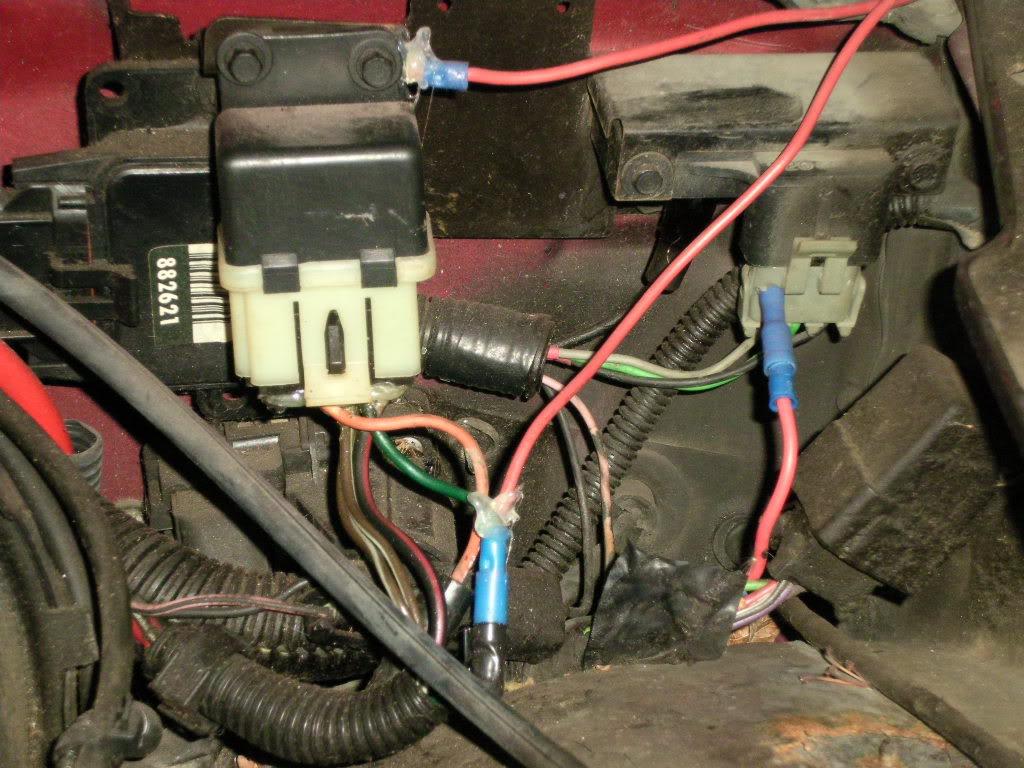 1985 corvette cooling fan wiring diagram 2007 chevy cobalt lt radio won 39t turn on third generation f body