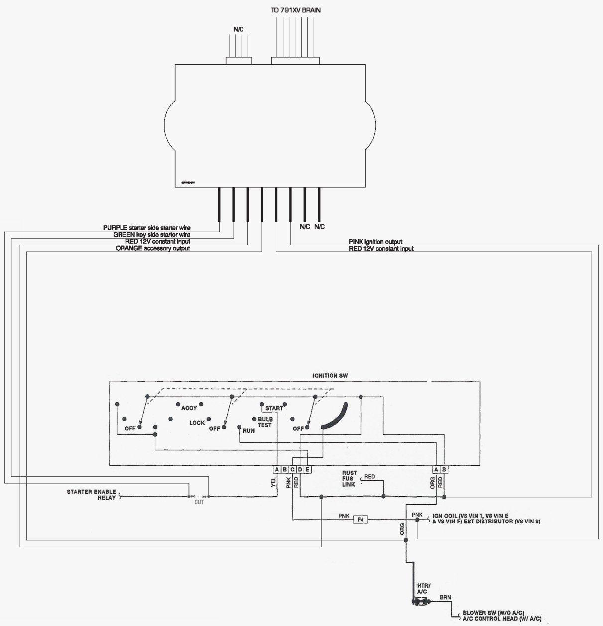 Gemütlich 5901 Viper Alarm Schaltplan Yamaha Outboard Wiring Code