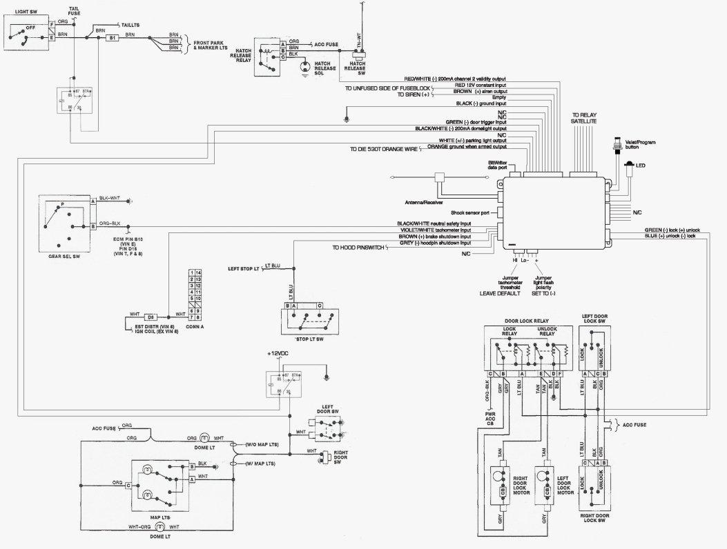 Niedlich Viper 5204 Schaltplan Silverado Galerie - Elektrische ...