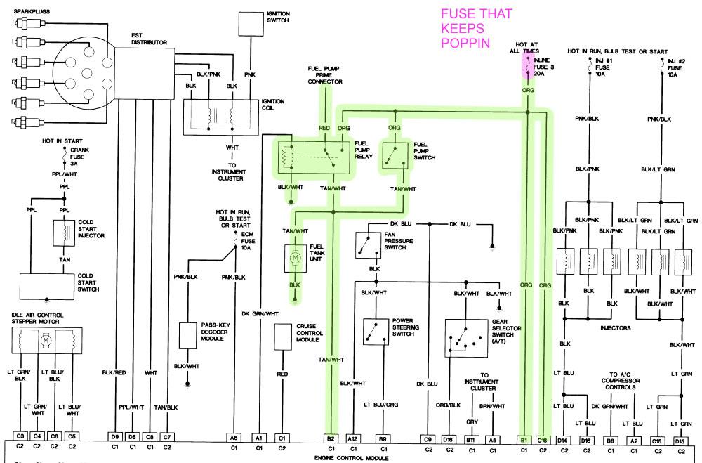 166891d1226540975 ecm fuse problem wiring diagram 87v6jpg ecm motor wiring diagram genteq motor wiring diagram at nearapp.co