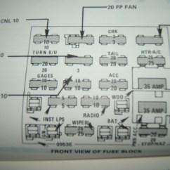 1991 Chevy Camaro Fuse Diagram Cat5 Twisted Pair Wiring Ford F150 Box 1978