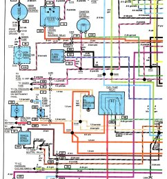 1983 camaro crossfire wiring diagram diy enthusiasts wiring diagrams u2022 chevy fuse box diagram 1978 [ 1000 x 1312 Pixel ]