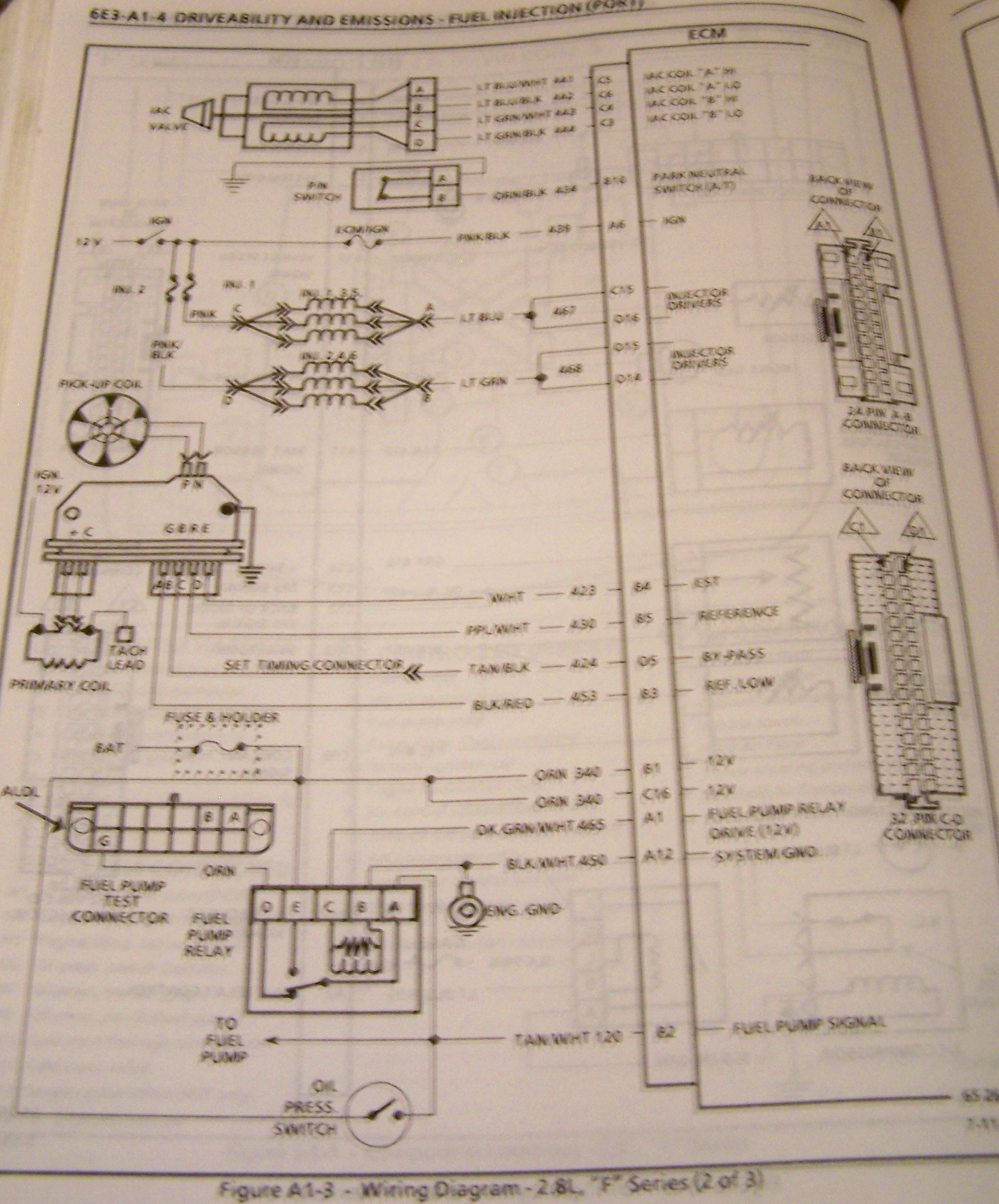 Tpi Wiring Diagram