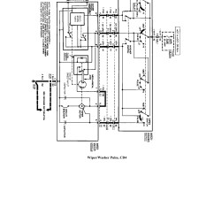 Wiper Motor Wiring Diagram 1994 Harley Sportster 883 Nightmare Third Generation F Body