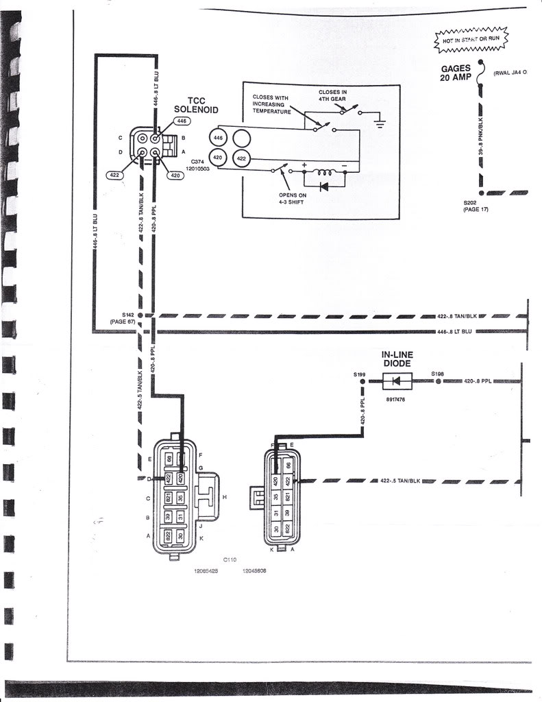 medium resolution of 82 trans am transmission wiring question anyone have a wire diagram to share