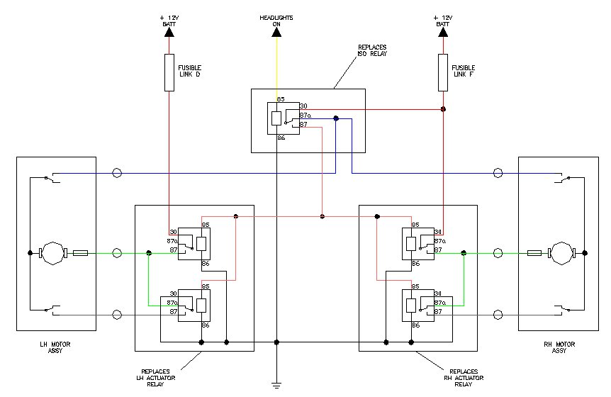 Vy Headlight Switch Wiring Diagram