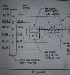 b amp m megashifter wiring  [ 4936 x 2776 Pixel ]