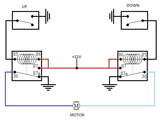 Reversing Polarity without using a switch