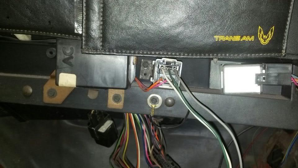 91 Chevy Ecm Wiring Diagram Help To Identify Wires Relays Under Dash Pics Third