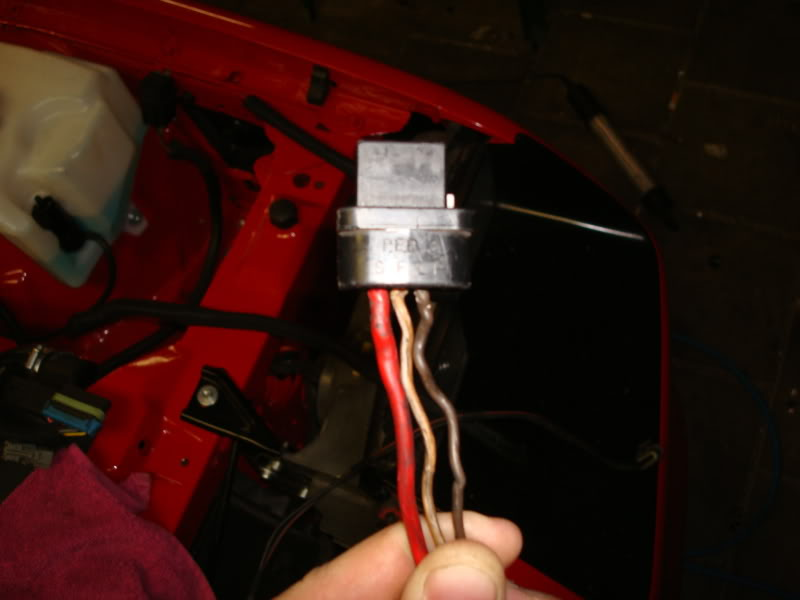 4 Wire Alternator Wiring Diagram Altenator Wire Question No 12 V On Brown Wire Third