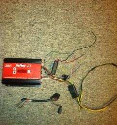 mallory hyfire vi 685 cd ignition box [ 968 x 1296 Pixel ]