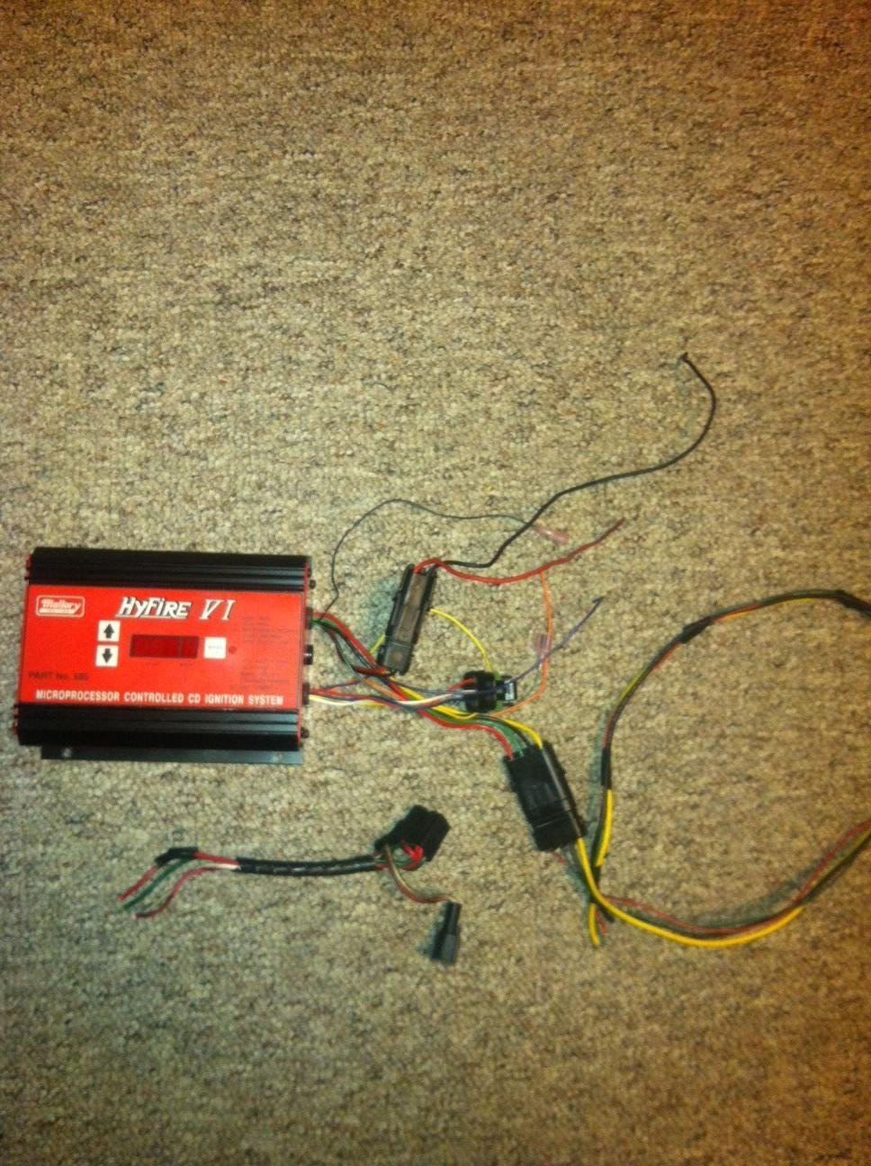 hight resolution of mallory hyfire vi 685 cd ignition box