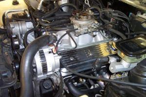 90 RS 305 TBI to Vortec 350 Swap  Third Generation FBody