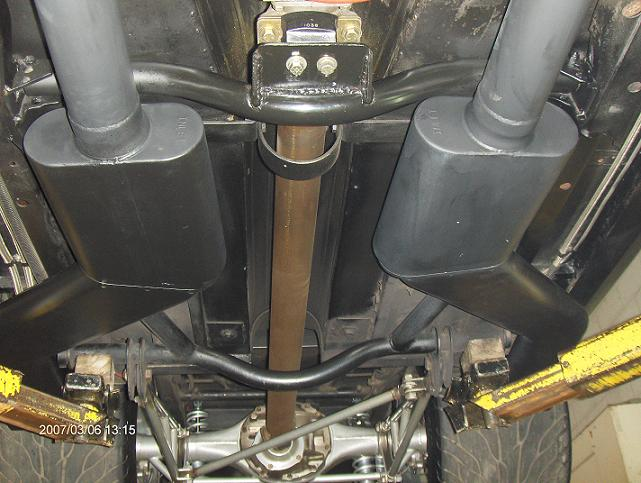 fabbing the side exhaust with plenty of